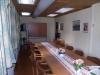 Konferensrum i kontorsdelen.