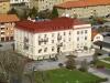 Stadshotellet i Sölvesborg. Med både lägenheter och hotellrum.